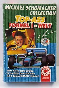 Michael Schumacher Collection TOP-ASS Formel 1 I - Welt - ASS - NEU NEW