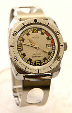 ANCIENNE MONTRE MECANIQUE KELTON PLONGÉE VINTAGE FRENCH DIVING MECHANICAL WATCH