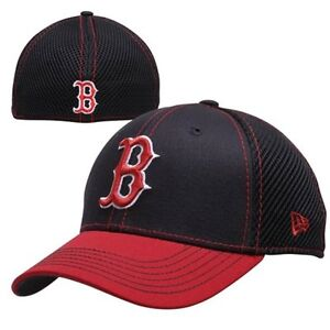 quality design 8c403 7a728 Image is loading MLB-Boston-Red-Sox-New-Era-Neo-Hat-