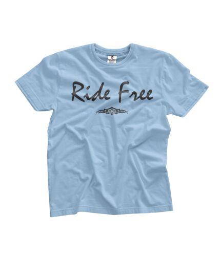 Downhill Jason McRoy MTB JMC Ride Free Bike Ninja T-Shirt