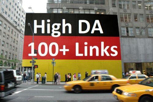 100 High Domain Authority 301 Redirects DEUTSCHE Backlinks
