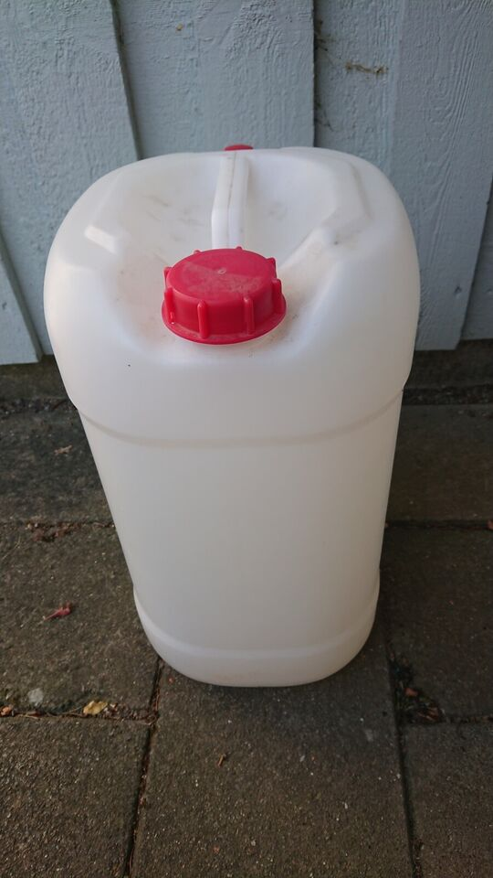 Vanddunk ca. 25 liter