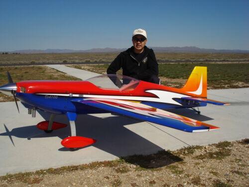 33% Krill Katana Desert Aircraft DA100 SAVOX Futaba14MZ Model Airplane Engine RC