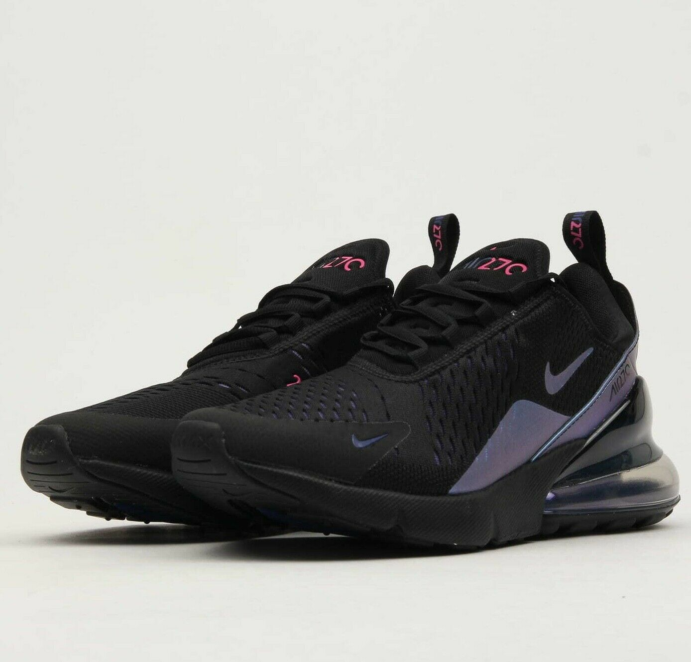 826655e96c32c Nike Air Max 270 Regency Purple AH8050-020 Airmax Running shoes Sneakers  NIB. Nike Air More Uptempo Black gold Size ...