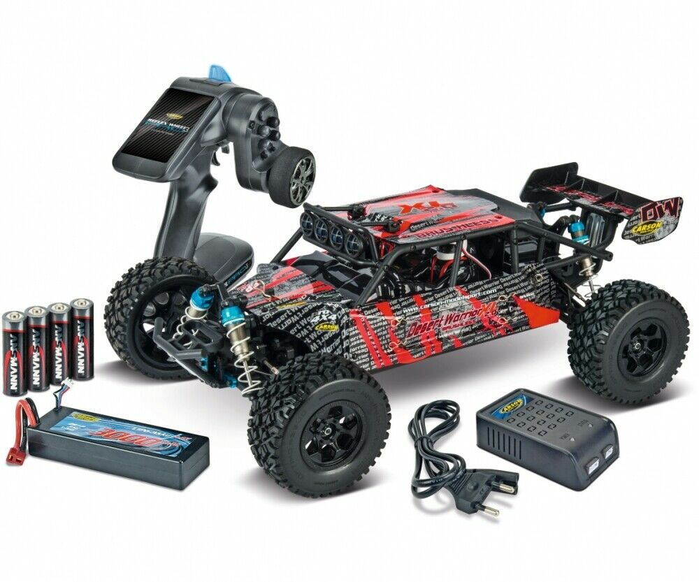 Cocheson 500404133 - 1 10 XL Desert Warrior 2.0 100% productos nuevos rtr