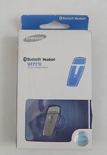 Samsung WEP210 Silver/Black Ear-Hook Headsets