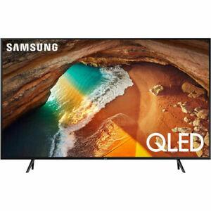Samsung QN85Q60TAFXZA 85 QLED 4K UHD HDR Smart TV (2020 Model)