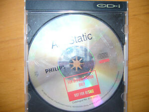 AntiStatic-CD-i-Philips-818-0033-Demo-version-Vintage-sehr-RAR