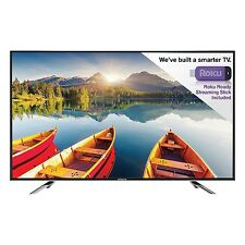 "Refurbished Hitachi 55"" Class Alpha Series - Full HD LED TV with Roku Streami..."