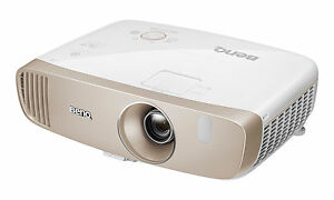 BenQ W2000 3D Home Theatre Projector - White