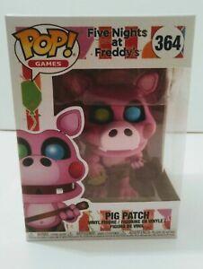 cerdo Parche FUNKO POP Vinilo Figura #364! Five Nights At Freddy/'