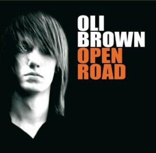 Oli Brown - Open Road [New CD]