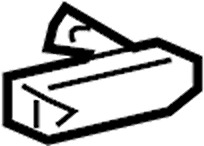 Genuine A//C Heater Box Lever 27163-ZC30A