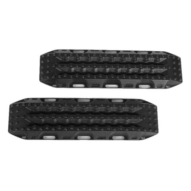 RC4WD Z-S1831 Maxtrax Vehicle Extraction and Recovery Boards 1//10 2 Black