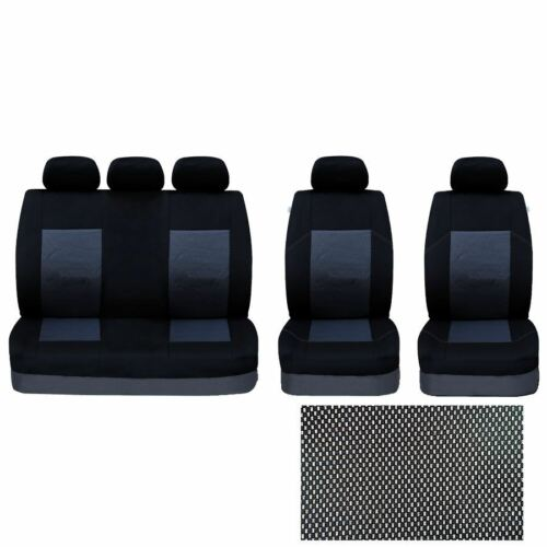UKB4C Classic Full Set Front /& Rear Car Seat Covers for Ford Galaxy All Years