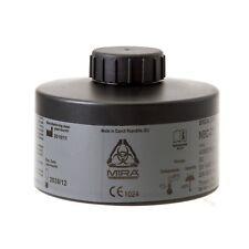 Mira Cbrn Gas Mask Filter Nbc 77 Sof 40mm Thread 20 Year Shelf Life Sealed New