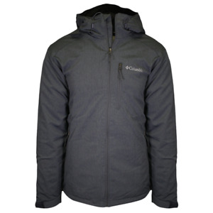Columbia Men's City Grey Gate Racer Softshell Jacket (Retail $150) 054