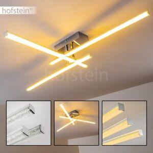 Design LED Deckenleuchte Flur Küchen Wohn Zimmer Leuchten Decken Lampen drehbar