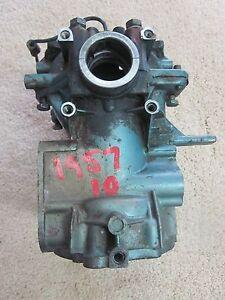 10 HP Evinrude Johnson OMC 376489 CYLINDER & CRANKCASE BLOCK 1957 YEAR 10 HP