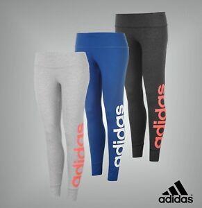 Nuovi-Sandali-Donna-Vera-Adidas-chiuso-Orlo-lineare-gogging-Bottoms-Collant-SIZE-6-22