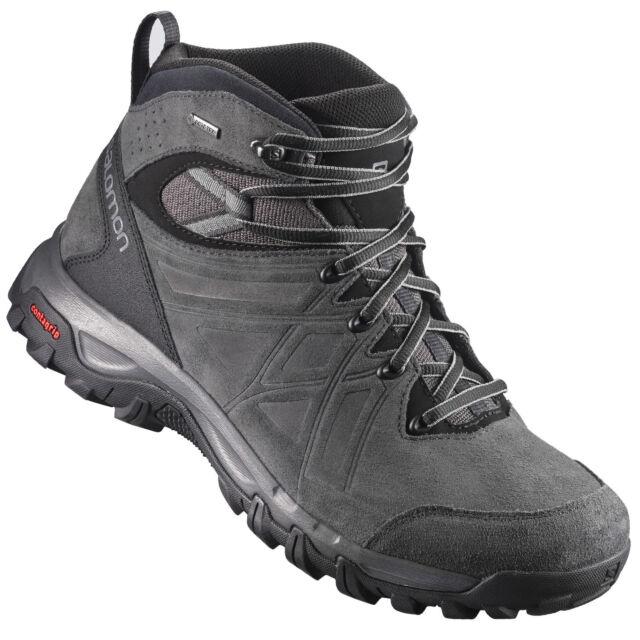 d8910a51 Men's Shoes SNEAKERS Salomon EVASION 2 Mid Ltr GTX 398714 11