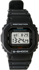 Casio-DW-5600E-1V-G-SHOCK-Mens-Black-Digital-Watch-Classic-Shock-Resistant-New