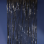 """thumbnail 2 - FOIL BACKDROP 40""""x10'  Party Fringe Curtain Decor Choose Color"""