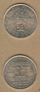 CB Radio Coin 1 Radio Shack Token 1977 Citizens Band Bonus Dollar