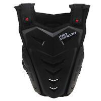 S-xxxl Motorcycle Back Chest Protector Body Armor Vest Guard Adjustable Shoulder