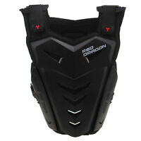 Motorcycle Back Chest Protector Body Armor Atv Dirtbike Vest Skiing Guard S-xxxl