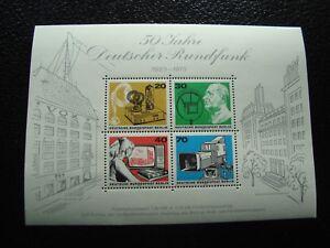 Germany-Berlin-Stamp-Yvert-Tellier-Bloc-N-4-N-MNH-AL1