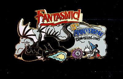 Disney Fantasmic Jumbo Pin 2017 Le 1000 pin