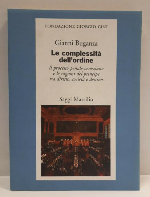 LE COMPLESSITA' DELL'ORDINE- SCONTO 50% PREZZO COPERTINA!