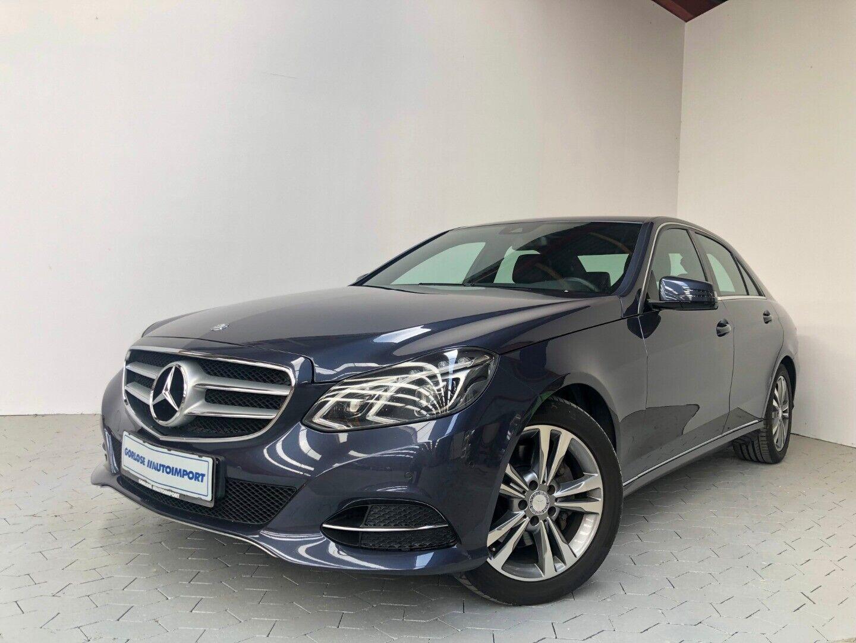 Mercedes E350 3,5 aut. 4-M 4d - 2.864 kr.