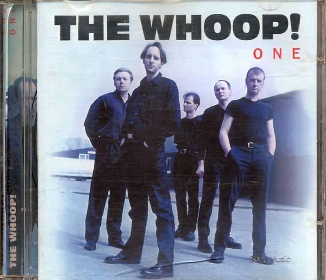 The Whoop! - One ° EP / Maxi-Single-CD von 1999 ° Eigenproduktion ° TOP-RARITÄT