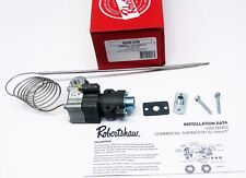 Robertshaw 4350 040 Gas Griddle Thermostat For Vulcan Hobart 417424 G5