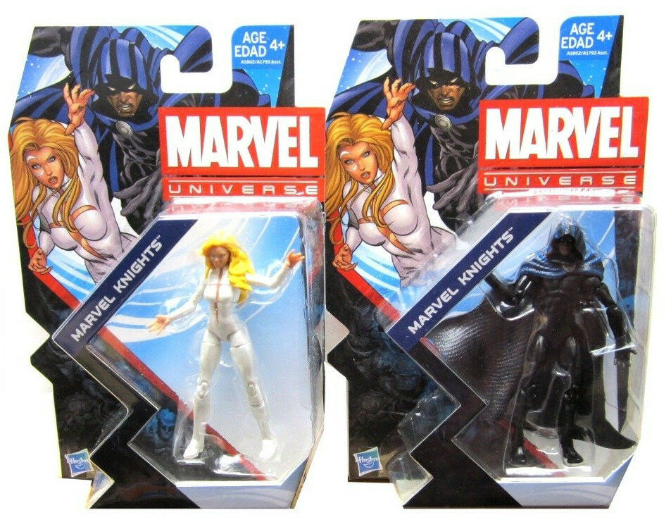 Marvel - universum collection_cloak und dolch 3,75