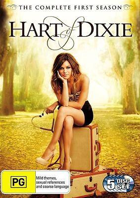 NEW Hart Of Dixie : Season 1 (DVD, 2012, 5-Disc Set)