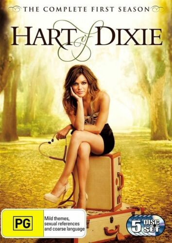 1 of 1 - NEW HART OF DIXIE COMPLETE FIRST SEASON DVD  Region 4