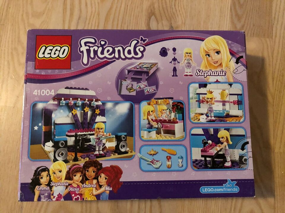 Lego Friends, 41004 Rehearsal Stage