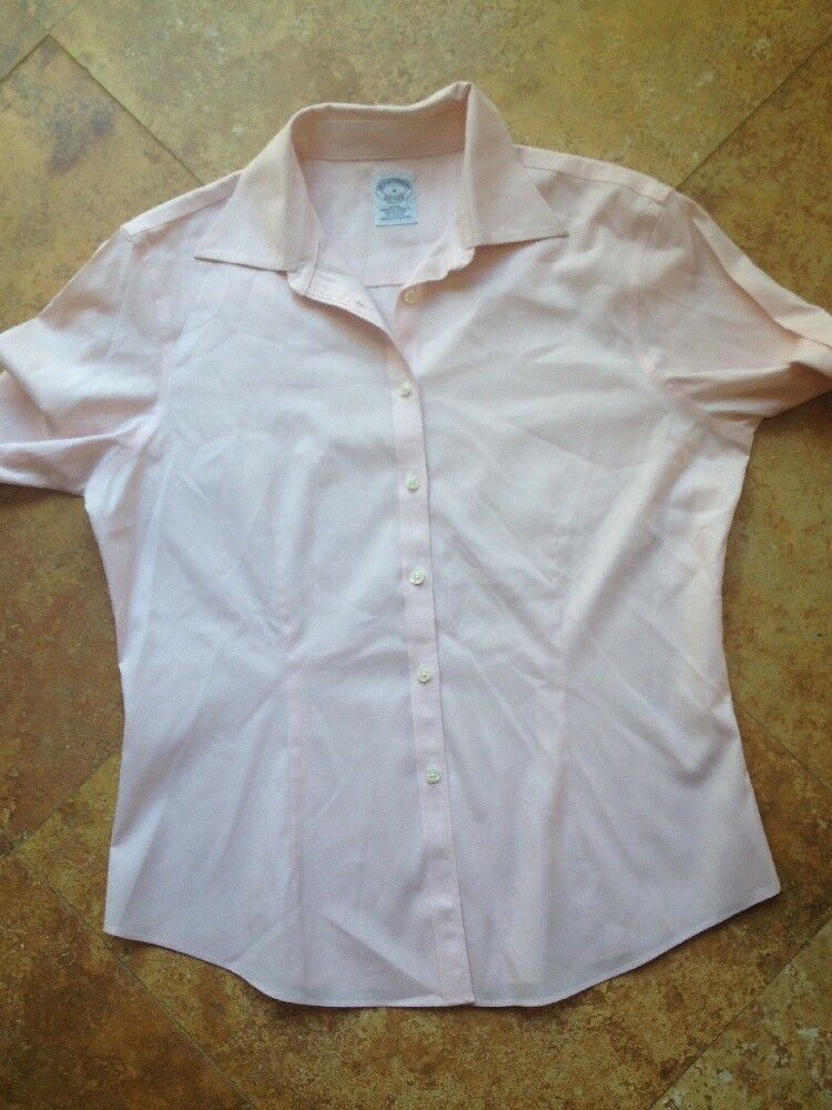 Brooks Brothers Long Sleeve Fitted Button Down Sh… - image 3