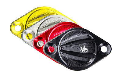 Ducati Panigale 1199 1299  fork slider Gabelschützer  rot