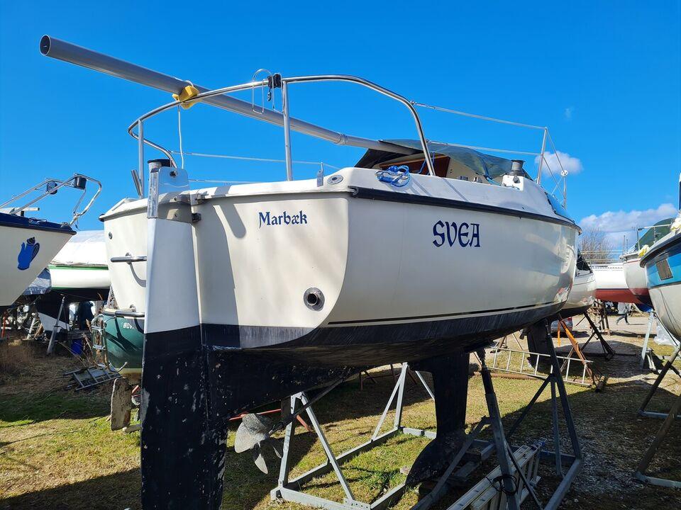 Båd og bådplads!