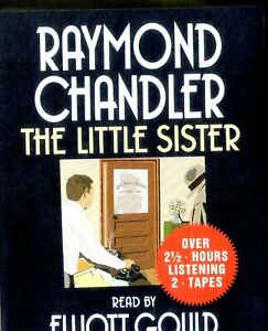 Little Sister 2tapes (Raymond Chandler) Master of True Crime (Audio cassette)
