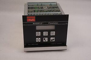 danfoss massflo flowmeter mass 3000 083h0061 083h4159 board free rh ebay ca