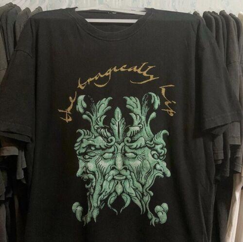 Vintage T Shirt The Tragically Hip 90 s XL Canada