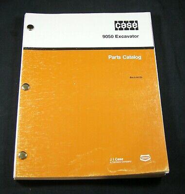 Case 650 Crawler Tractor Parts Manual Catalog Bur 8-6010 1990