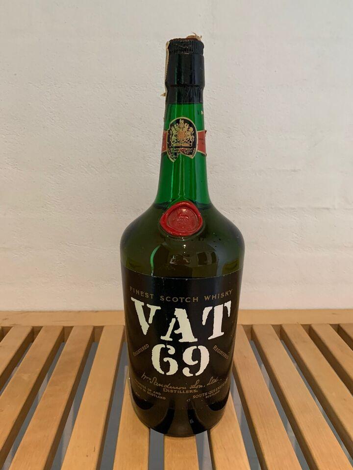 Spiritus, Whisky, vintage