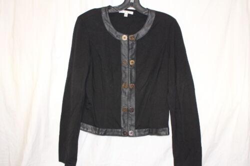 M W taglia Button Tone Fitted Black b132 Decor oro Donna Cabi Blazer qzxvORnwRZ