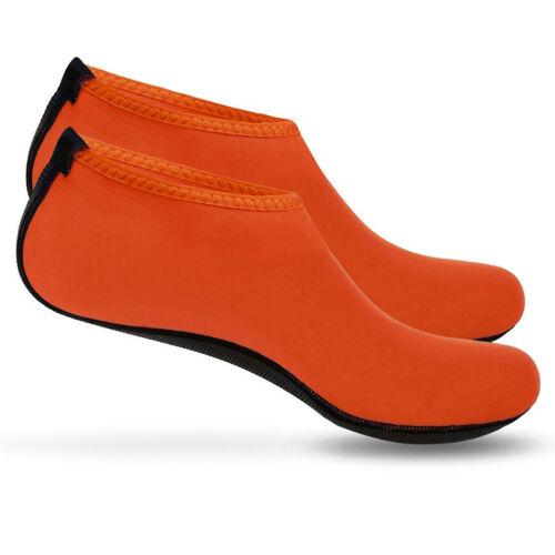 Sports Unisex Barefoot Water Skin Shoes Socks Beach Exercise Swim Surf